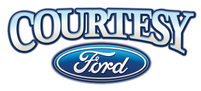Courtesy Ford Logo